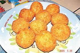 豆腐魷魚丸