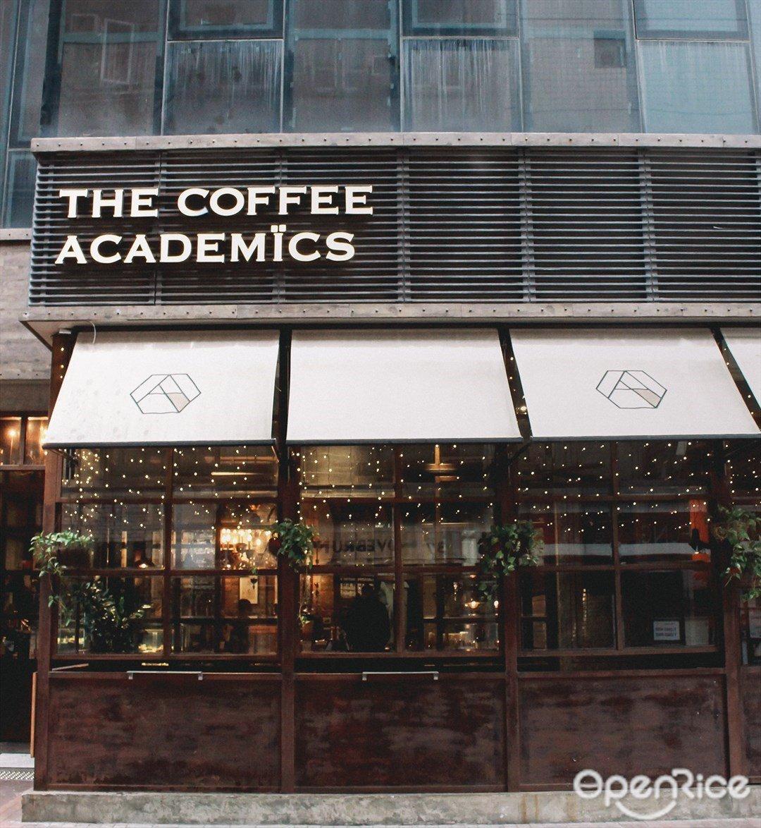 The Coffee Academics S Menu International Coffee Shop Casual Drink In Causeway Bay Hong Kong Openrice Hong Kong